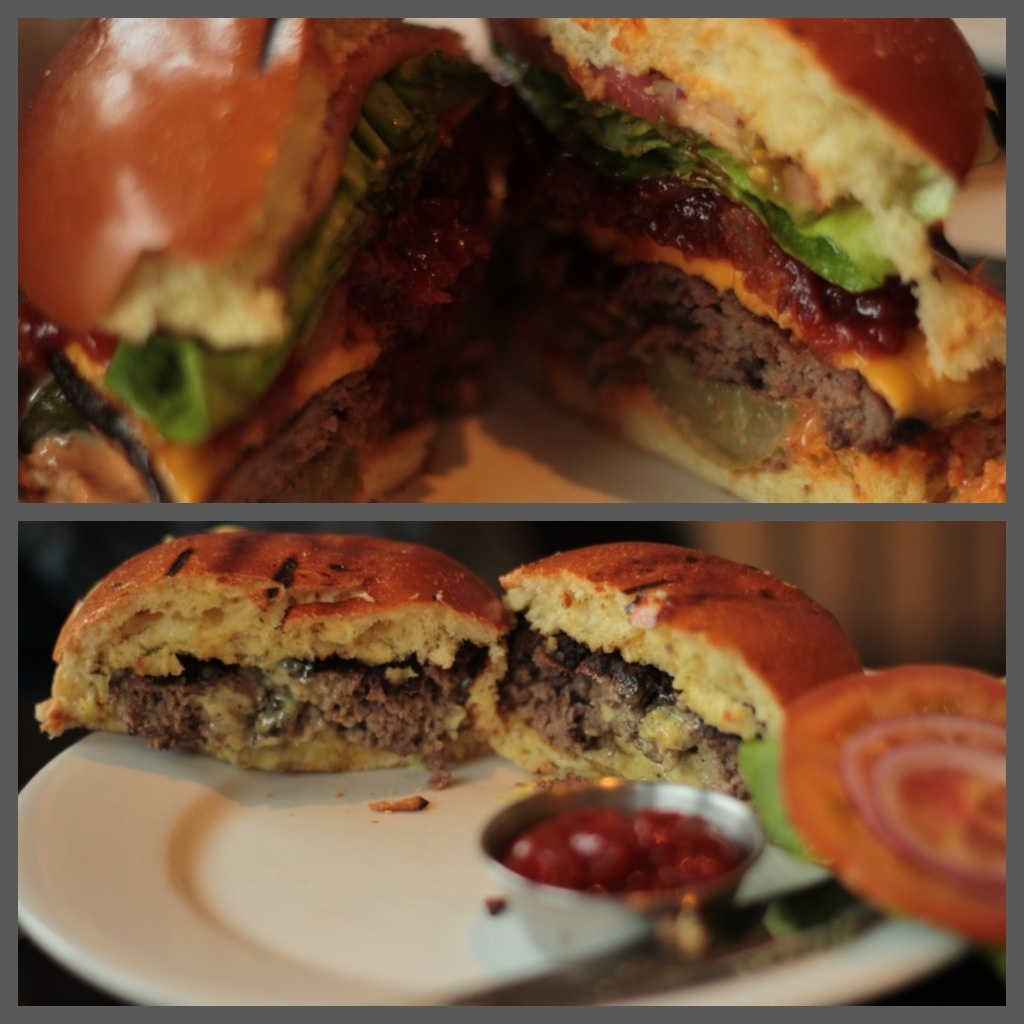 Burger Kitchen: The Windsor Burger / Taxi Driver Burger