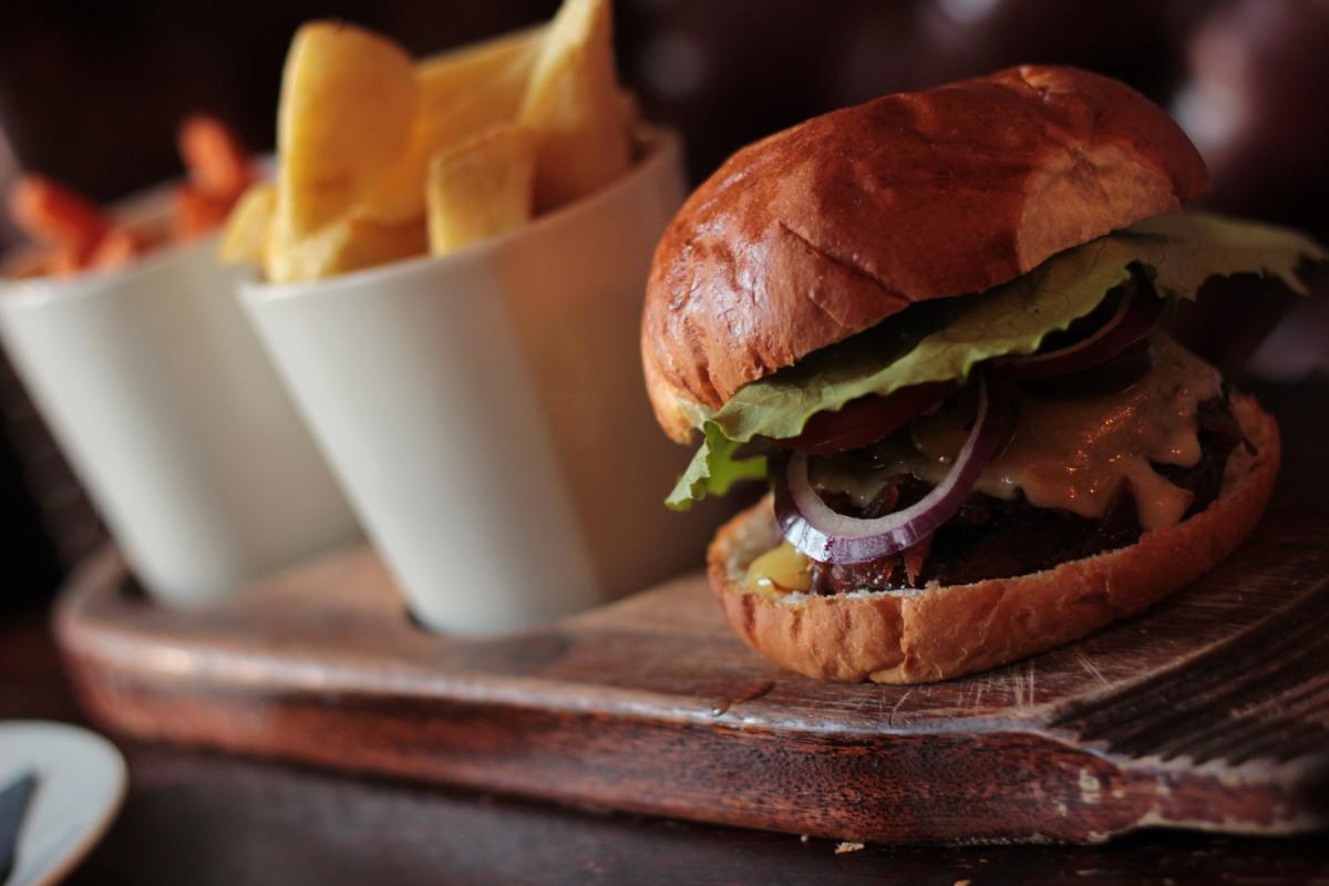Best Fast Food In Glasgow