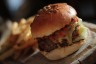 The oxtail & bone marrow burger