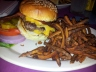 The Great Jones Bacon Cheeseburger
