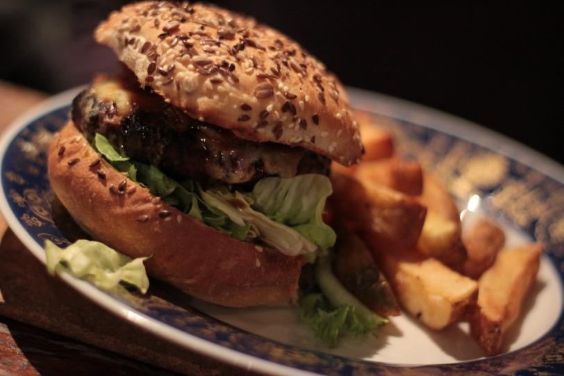 The Bookclub Burger