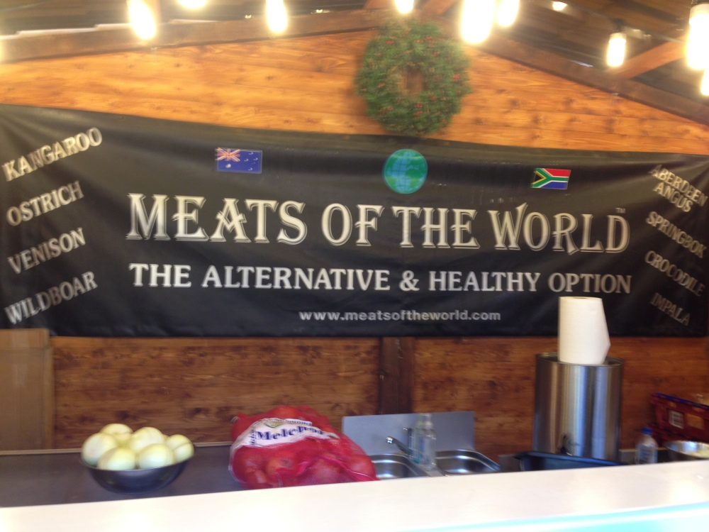 Meats of the World