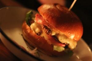 The C&B Burger