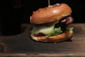 The Mal Burger