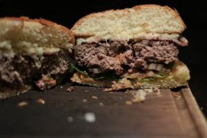 Inside the Mal Burger