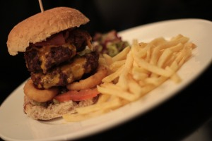 The Independent Burger