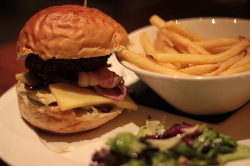The Makin' Bacon Burger