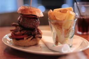 The Lucretia Burger