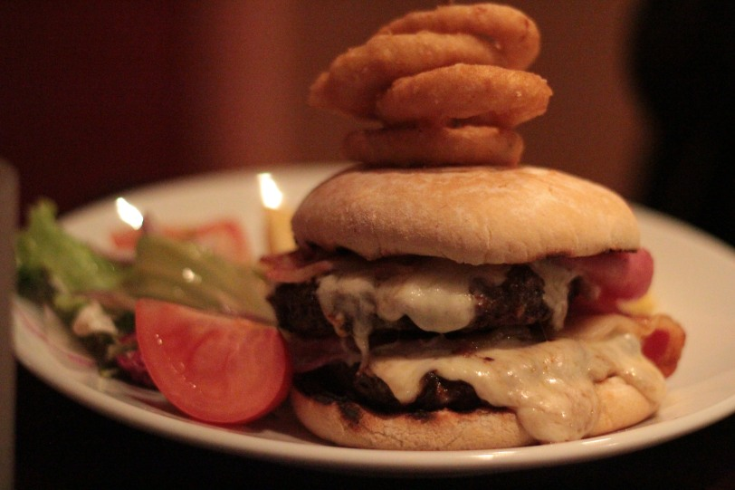 The Elvis Burger