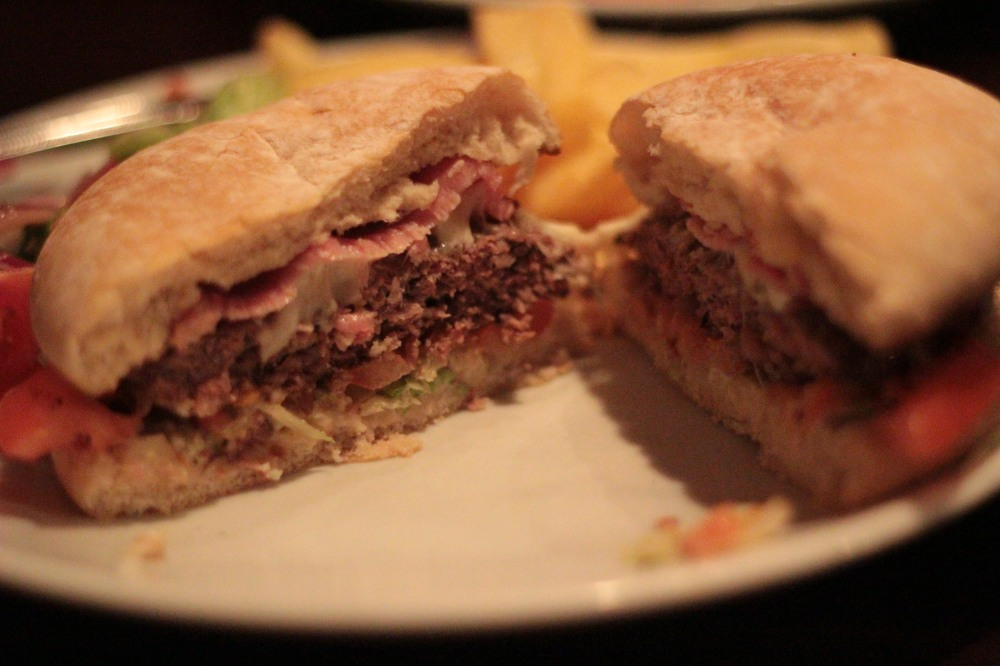 A look inside the 1901 Burger