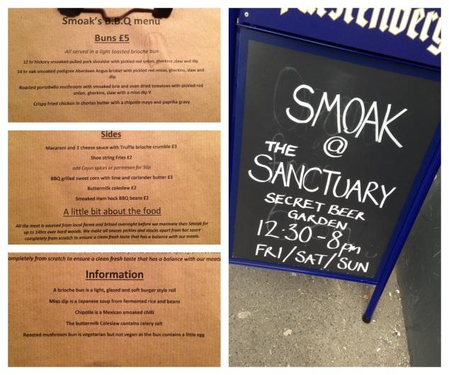 SMOAK @ Sanctuary