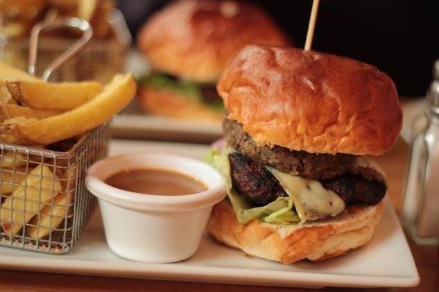 The Glasgow Burger