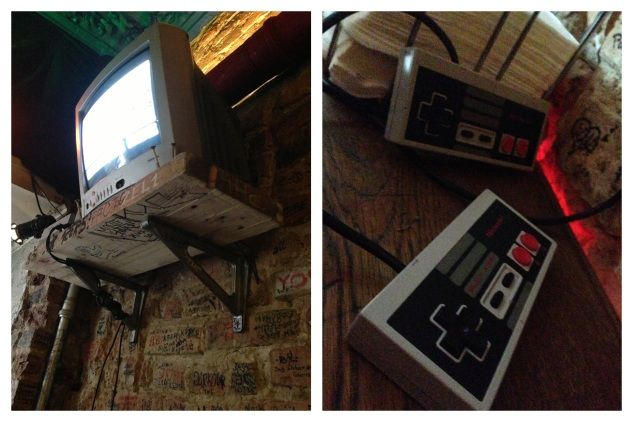 The NES with Super Mario was the best part.