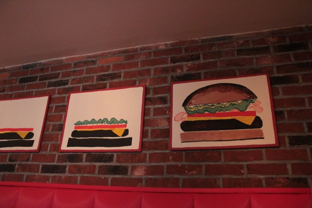 Burger Artwork