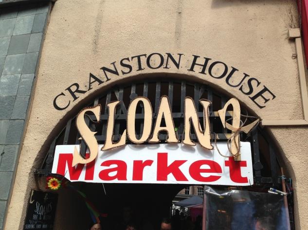 Sloans, Glasgow