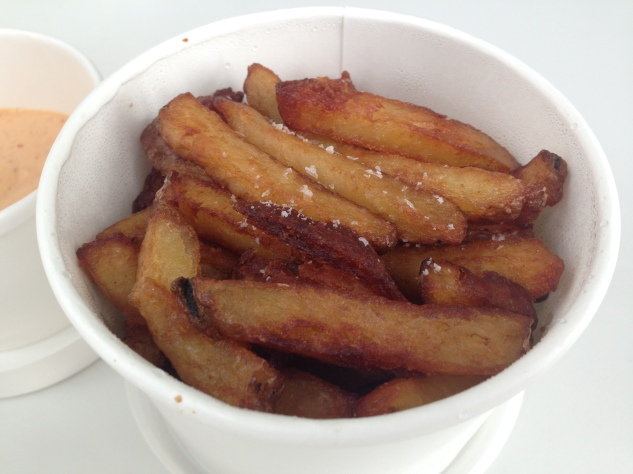 Sea Salt Fries