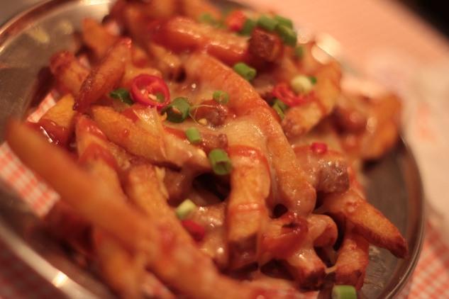 Thai chilli fries