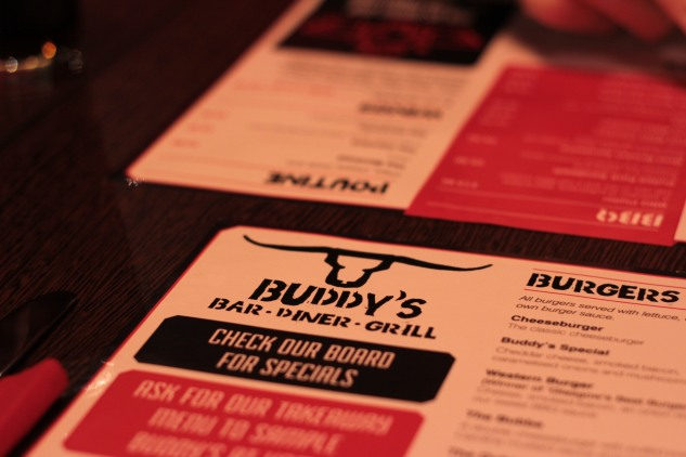 Buddy's Bar, Diner & Grill