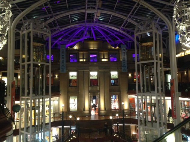 October at Princes Square