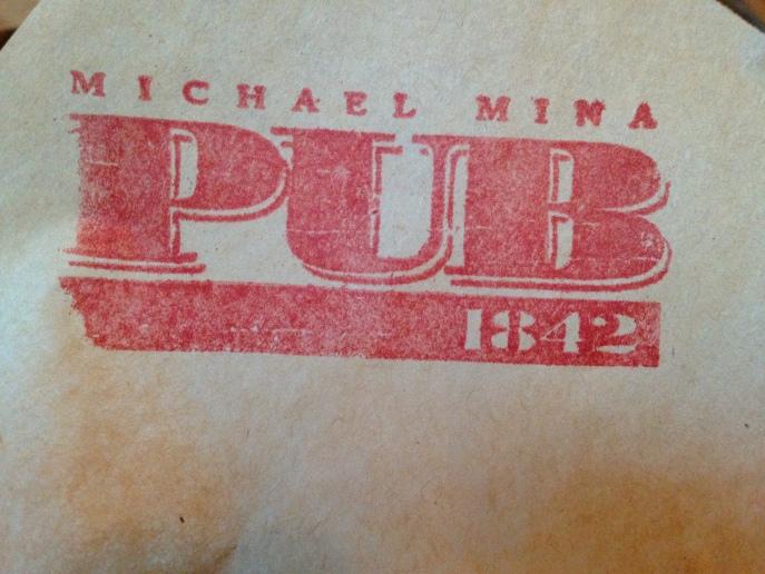 Pub 1842 - MGM Grand