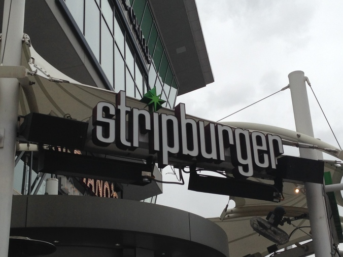 Strip Burger