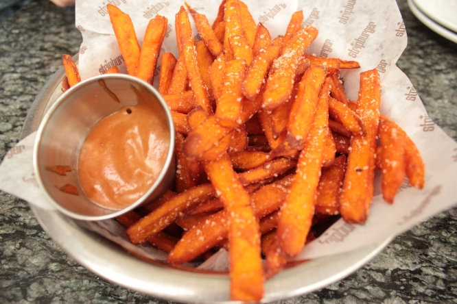 Sweet Potato Fries. The best ever?
