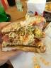 MOS Burger goodness.