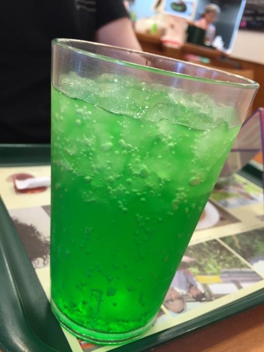 Melon Soda