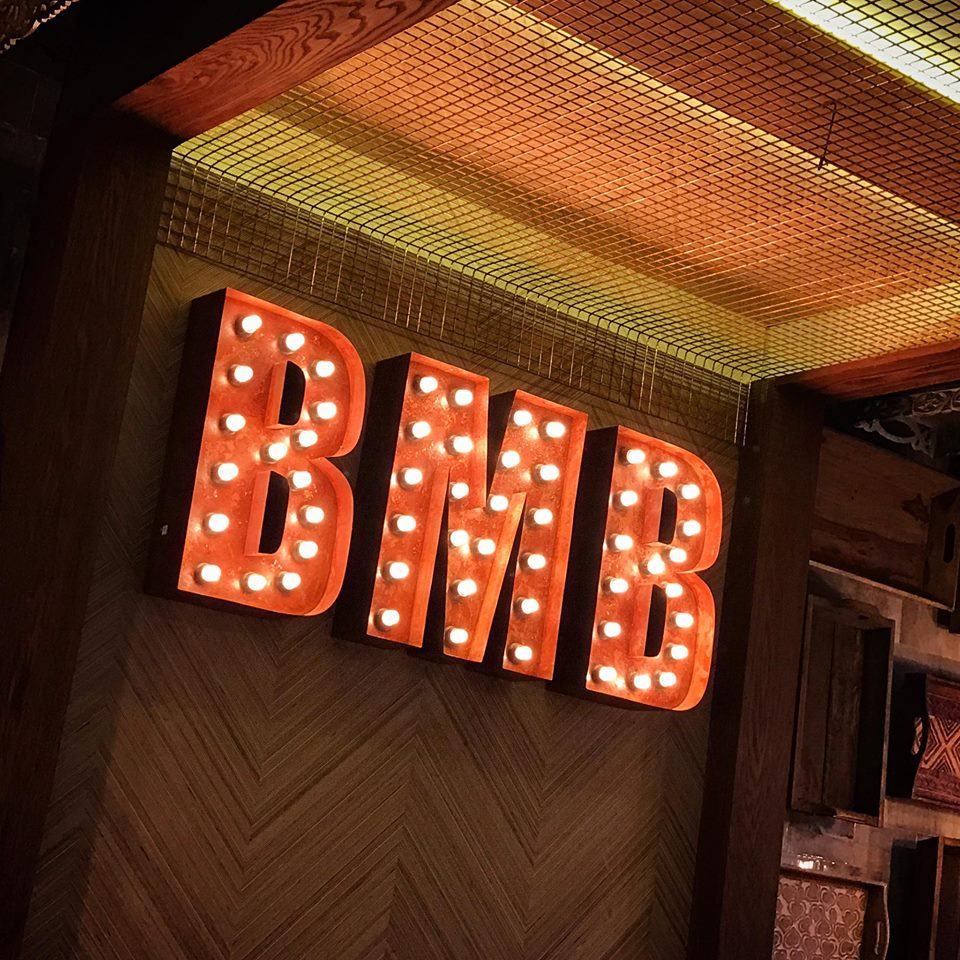 BMB West looks very different to it's city centre counterpart.